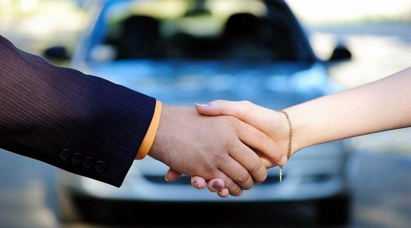 compra venta de coche