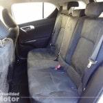 Lexus Ct 200h asientos posteriores