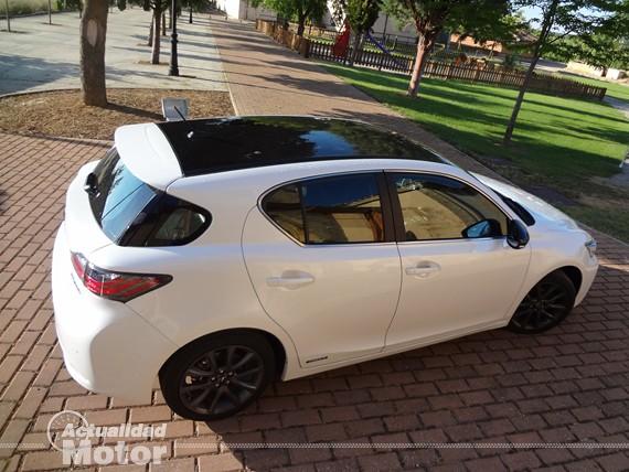 Lexus Ct 200h Aniversario