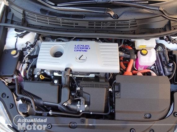 motor hibrido Lexus Ct 200h 2013