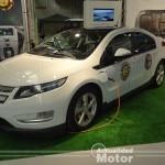 Chevrolet Volt Salon vehiculo y combustible valladolid 2012