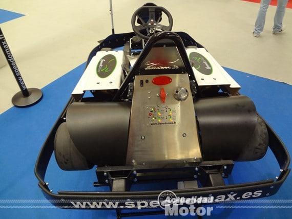Kart electrico Salon vehiculo y combustible valladolid 2012