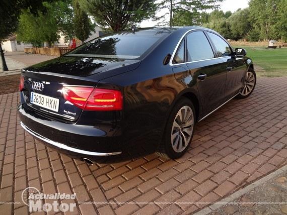Audi A8 Hybrid TFSI