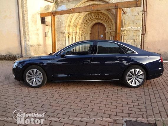 Audi A8 Hybrid carroceria corta