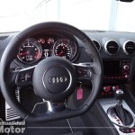 Audi TT-RS Plus salpicadero