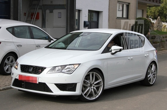 Frontal posible Cupra