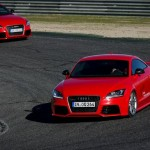 Audi TT-RS plus circuito jarama