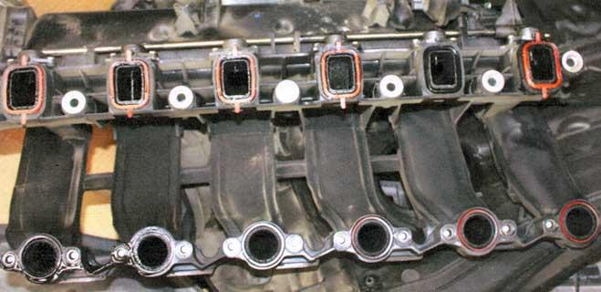 mariposa admision motor bmw diesel