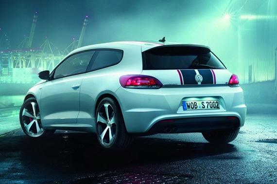 Volkswagen Scirocco GTS - 2
