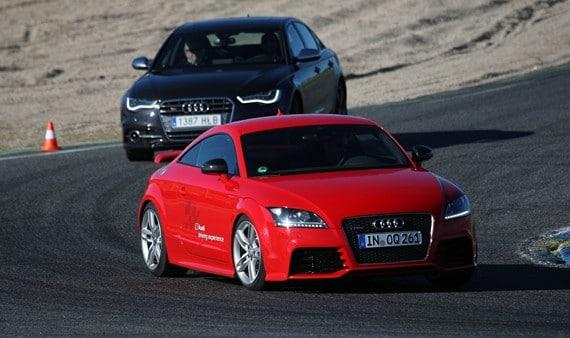 Audi Driving Experience Circuito Jarama