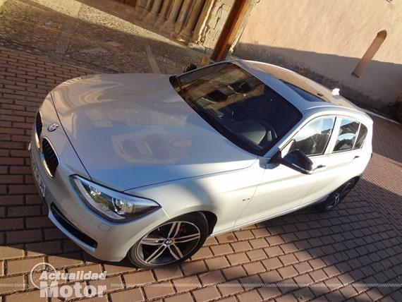 BMW 118d techo solar