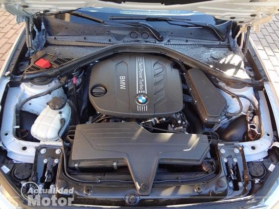 BMW 118 motor diesel 143CV