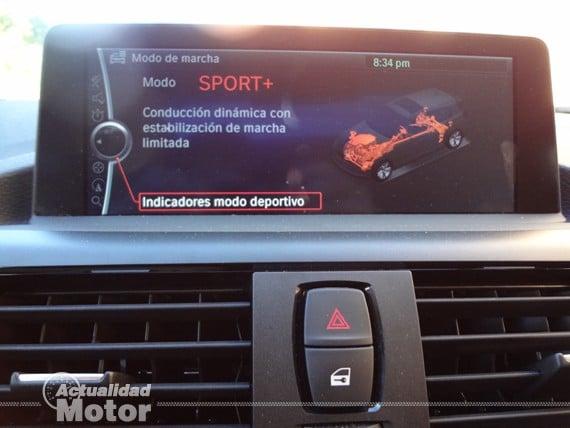 BMW 118d ordenador de abordo