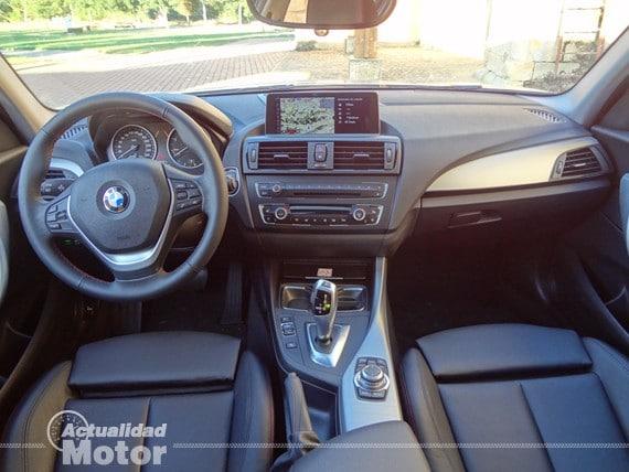 BMW Serie 1 cuero Dakota