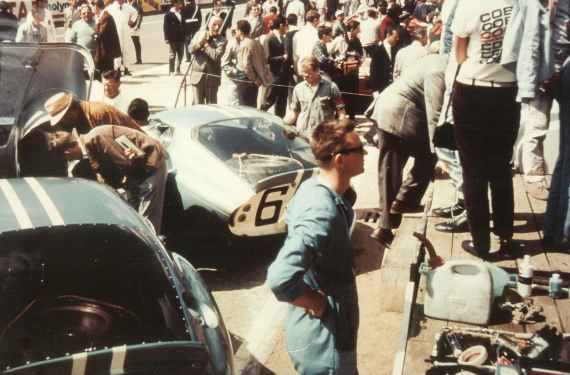 John Ohsle Le Mans