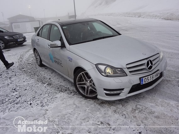 Mercedes 4Matic neumaticos de invierno (22)