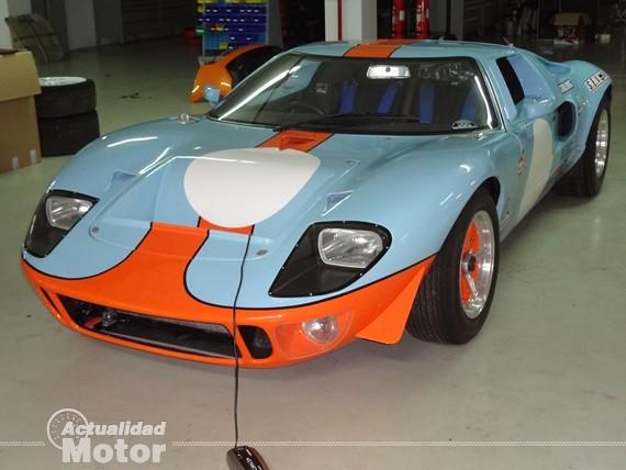 Circuito Ascari Ford GT 40