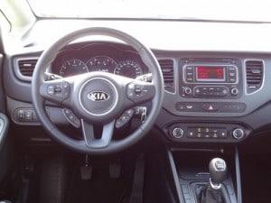 Kia Carens 2013 puesto conduccion