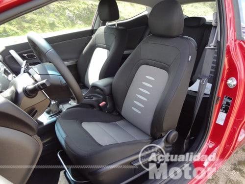Kia Pro Ceed 2013 asientos
