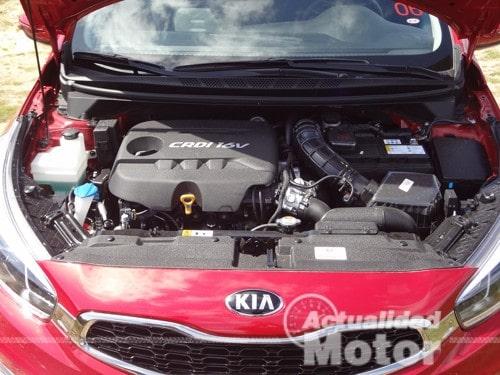 Kia Pro Ceed 2013 motor
