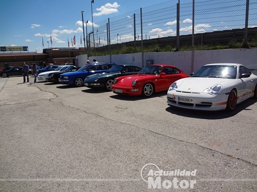 Jarama Track day Michelin 8000 Vueltas