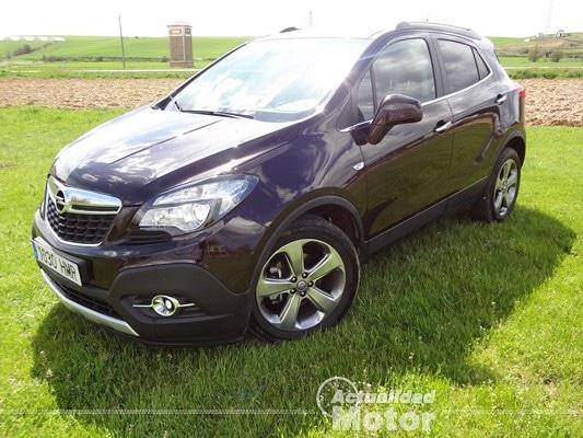 Opel Mokka frontal
