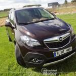 Opel Mokka vista frontal