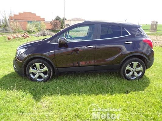 Opel Mokka linea lateral