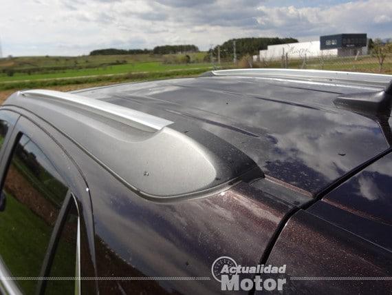 Opel Mokka barras techo