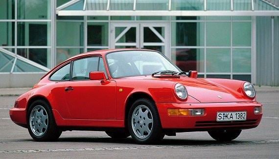 Porsche 911 964 50 Aniversario