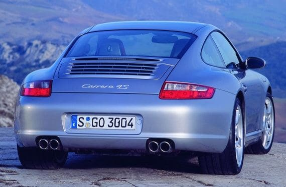 Porsche 911 997 50 años