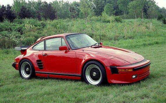 Porsche 911 Flatnose
