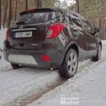 Opel Mokka 4x4 nieve