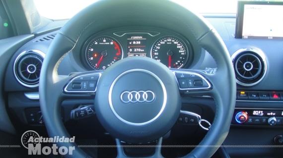 Audi A3 Sportback 2013 Cuadro