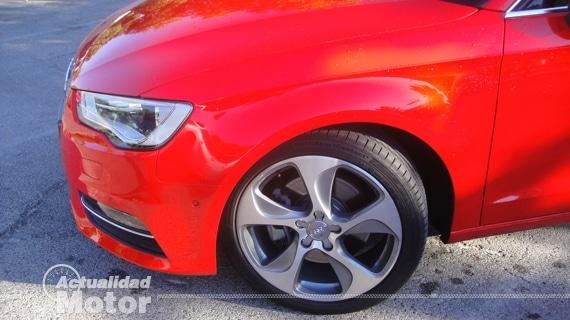 A3 Sportback 2013 rueda