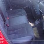 Audi A3 Sportback 2013 Plazas Traseras
