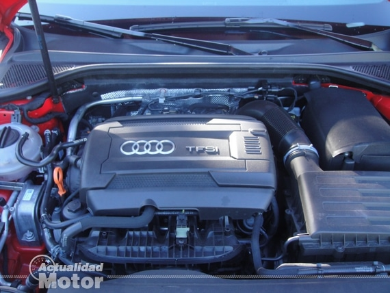 A3 Sportback 2013 motor TFSI