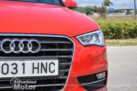 Audi A3 Sportback 2013 Frontal