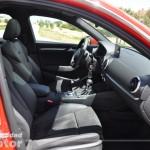 Audi A3 Sportback 2013 Plazas delanteras