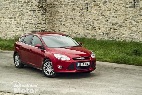 Prueba Ford Focus Ecoboost 1