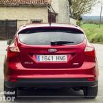 Prueba Ford Focus Ecoboost 4