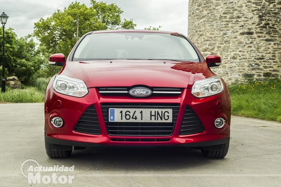Prueba Ford Focus Ecoboost 3