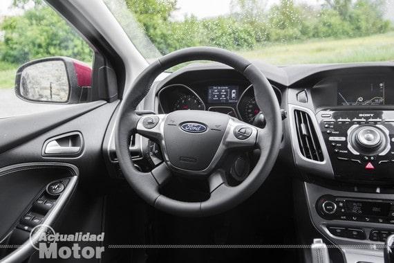 Prueba Ford Focus Ecoboost 2