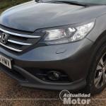 Prueba Honda CR-V 2013