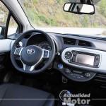 Prueba Toyota Yaris Hybrid