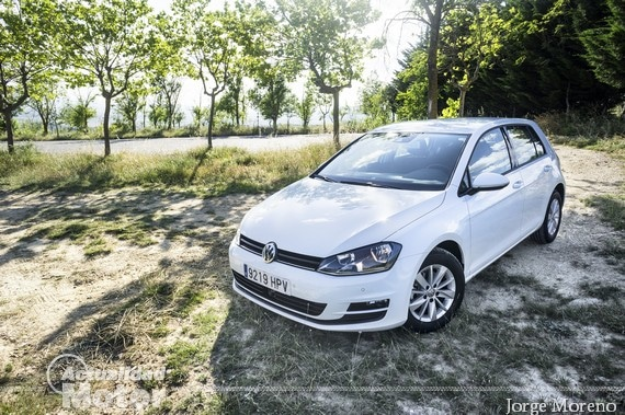 Volkswagen Golf Advance TDI 105CV BlueMotion