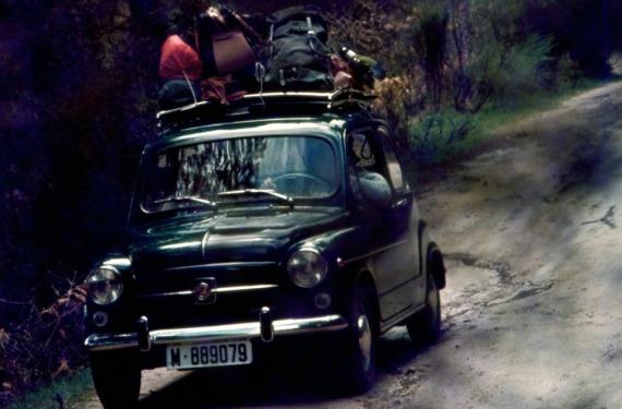 "Seat 600 ""de viaje""."