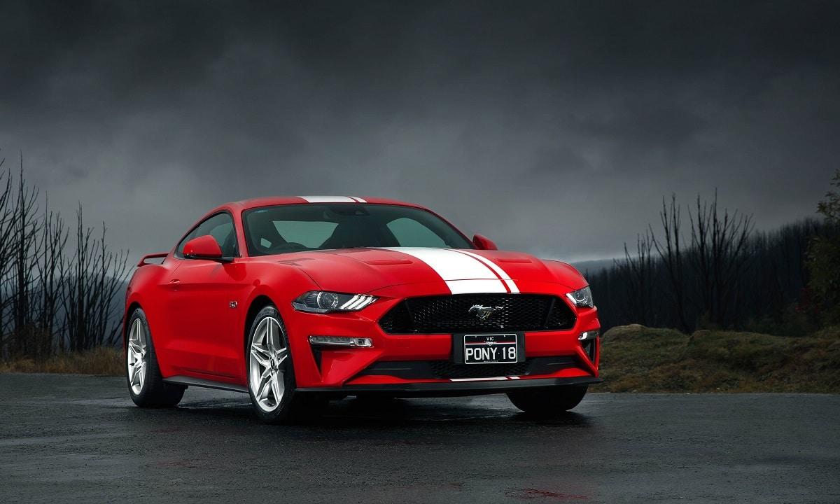 El Ford Mustang usa inyección dual directa e indirecta