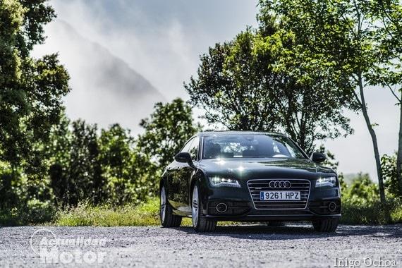 Prueba Audi A7 Sportback
