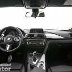 Interior BMW 320d Touring